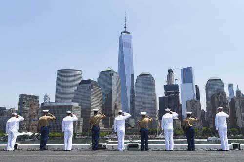 Fleet Week NYC may