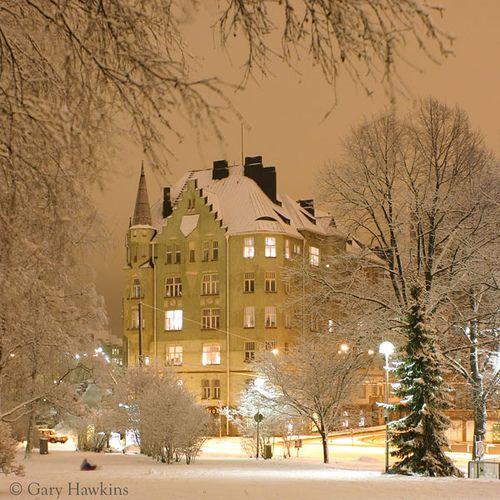 Katajanokka - Helsinki  - Photo  Gary Hawkins