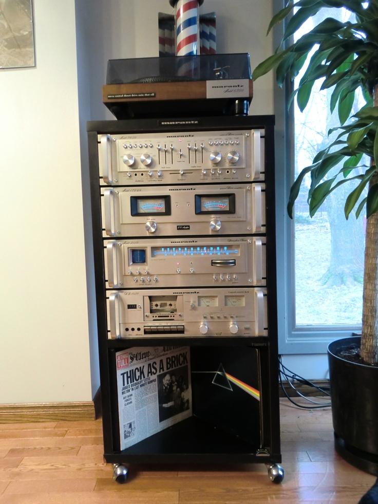 Looking for Vintage Marantz Audio Equipment - Racks, Amps, High End Receivers etc.    Scott@Primeaumusic.com