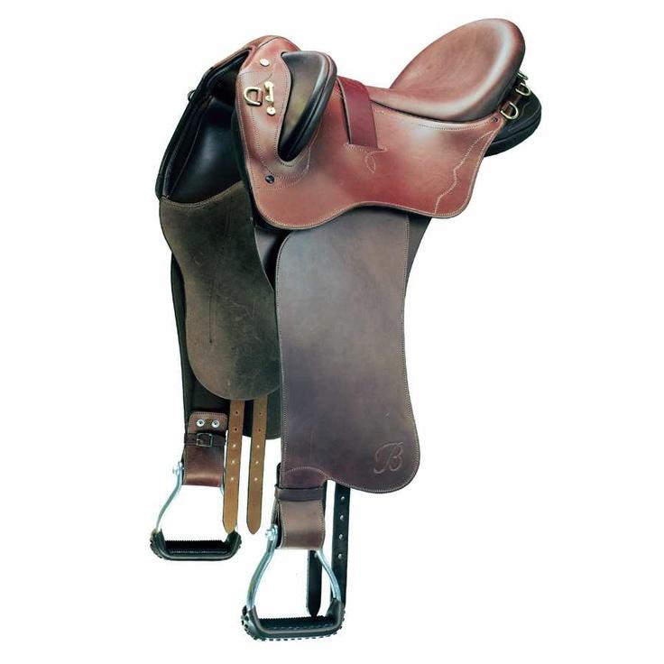 Bates Kimberley CS Stock Saddle