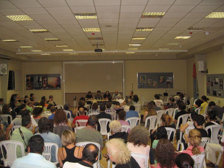 Σας προσκαλούμε στο Φεστιβάλ Αλληλέγγυας και Συνεργατικής Οικονομίας που θα πραγματοποιηθεί 10-12 Οκτωβρίου 2014 για τρίτη συνεχόμενη χρονιά στο Πολιτιστικό Κέντρο Ελληνικού.