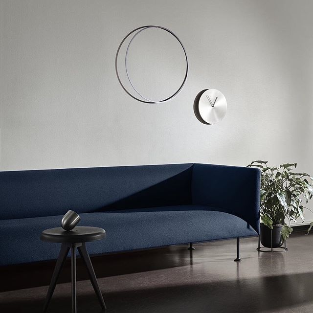 The Gorgeous Godot Sofa Featured In This Spectacular Life Shot By  @menuworld Is A Comfortable And Generous #sofa Series Comprising 2  And  3 Seater U2026