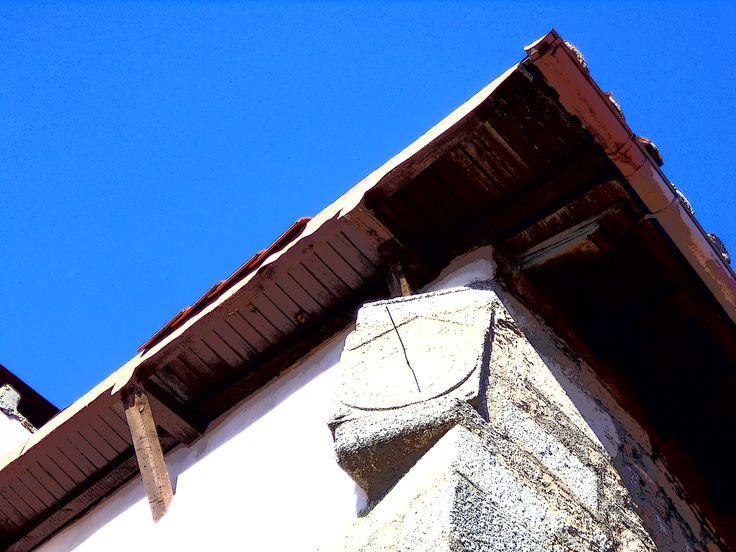 Reloj solar en la Casa del Cura.