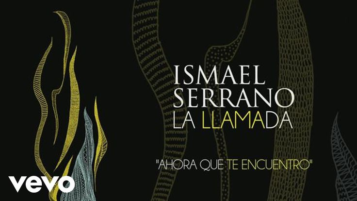 Ismael Serrano - Ahora Que Te Encuentro (Audio)