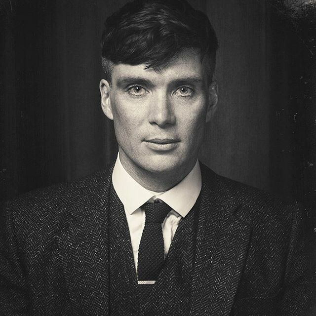 Tom shelby/ peaky blinders/ who doesnt love a man in a suit