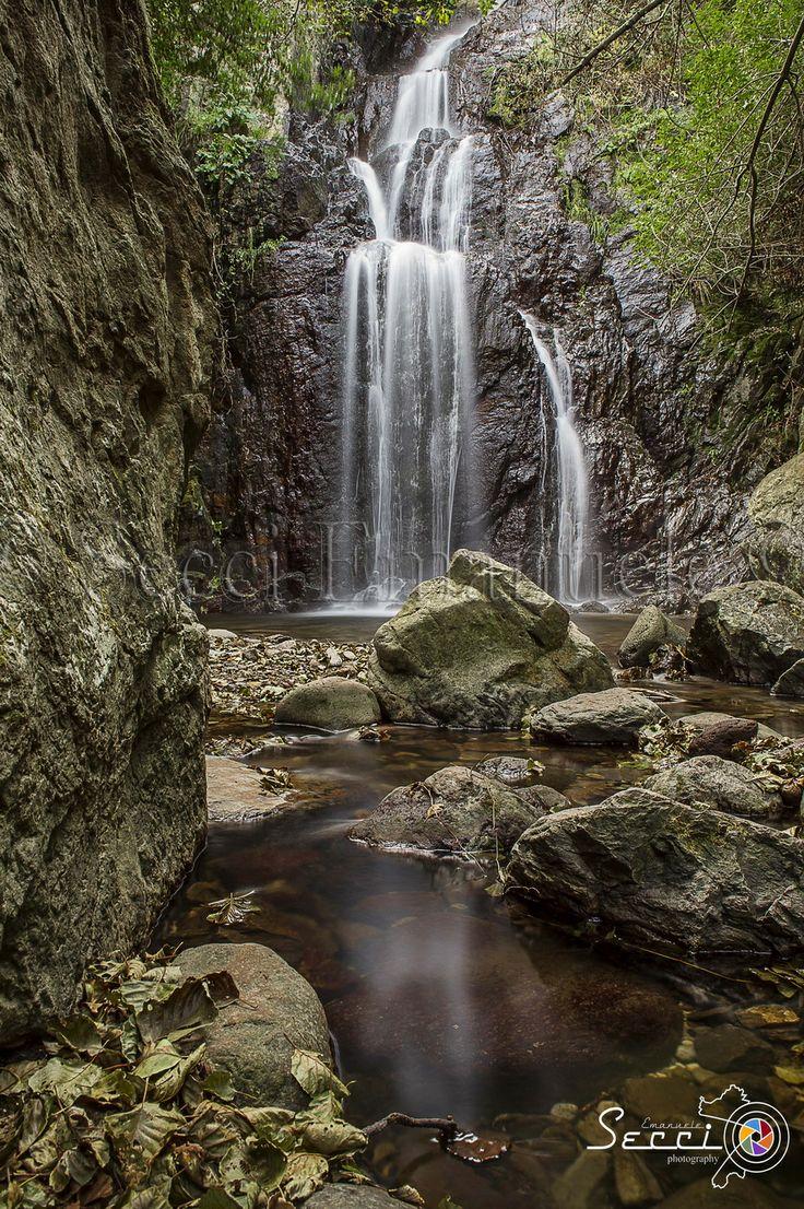 Cascate Sos Molinos (Santu Lussurgiu - Bonarcado)
