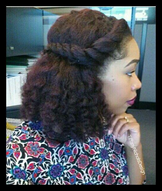 hair extensions braids twists faux
