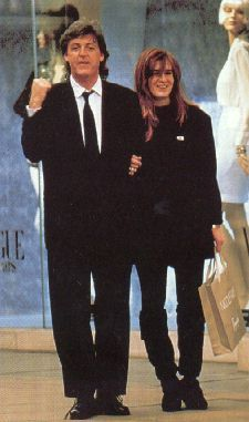 Paul & Heather McCartney