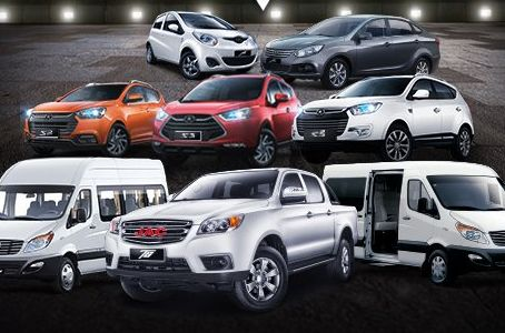 Firma con participación de Slim trae a México los autos chinos JAC.