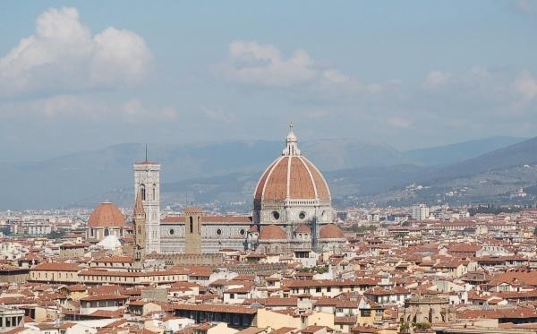 Florence & Cathedral / Florencja i katedra. More at http://wlochy.praktycznyprzewodnik.eu/regiony-wloch/toskania/florencja/