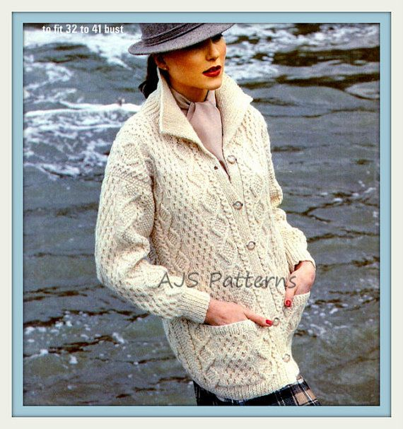 346 Best Cable Sweaters To Knit Images On Pinterest Knitting