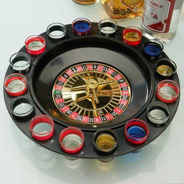 Shot Roulette Rules