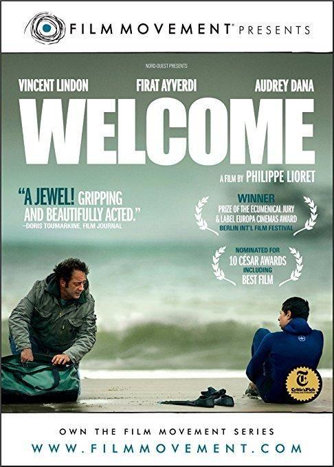 Vincent Lindon & Firat Ayverdi & Philippe Lioret-Welcome
