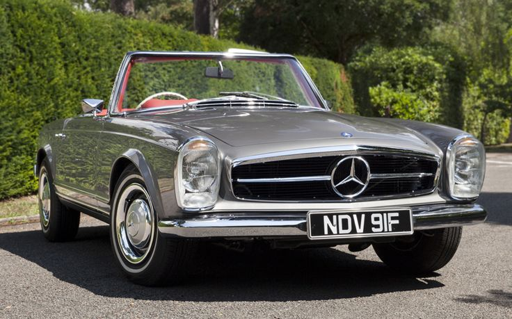 It's the car that's carried film stars, singers and even princesses, but soon   the Mercedes SL will be joined by an even more luxurious Mercedes   convertible. We look at what the new S-class Cabriolet has to live up to
