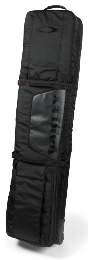 Pro Travel Snow Box Wheelie Ski/Snowboard Bag, 155cm, Black
