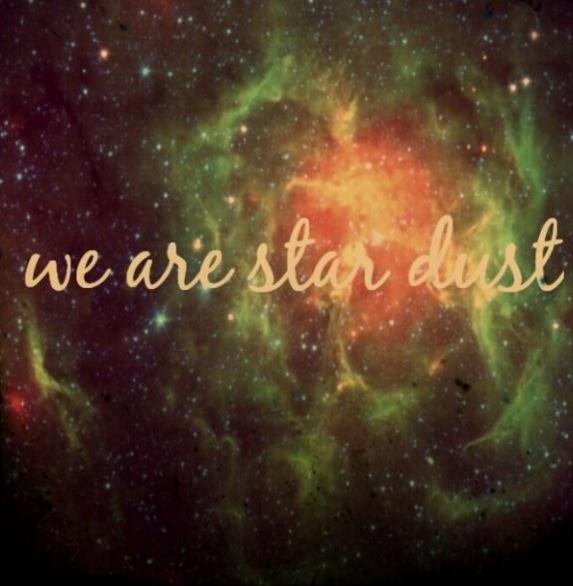 Star Dust via Tumblr