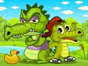 Gator Duck Hunt - Todo Mini Juegos