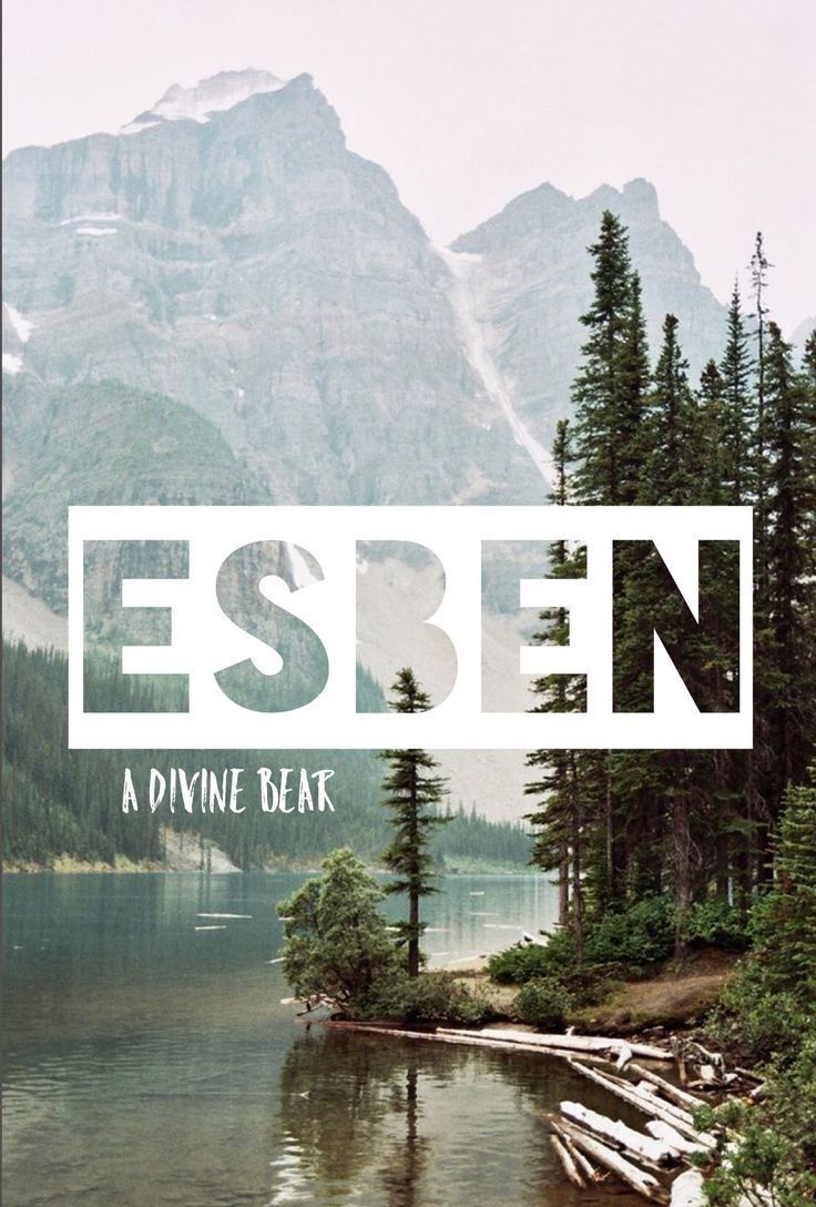 Esben Meaning Divine Bear Scandinavian Name Boy S Baby Name E Name Boy S No In 2020 Scandinavian Names Unique Boy Names Baby Names