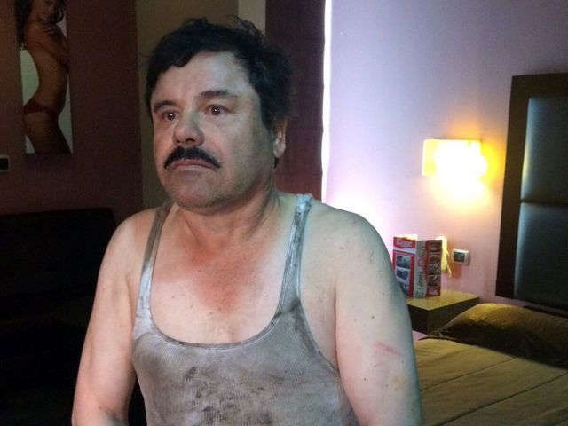Coming to America: El Chapo could fight extradition for years via @USATODAY