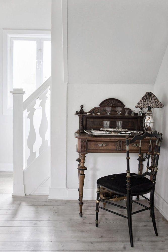 Danish wooden house