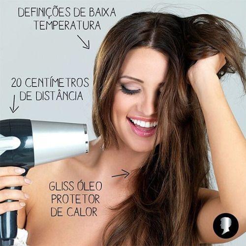 A típica azáfama matinal: secar o cabelo à pressa para estarmos prontas a tempo! No entanto, este processo pode causar estragos no nosso cabelo. Por isso, lembre-se sempre destas 3 dicas! Tag someone with style! Visite-nos, esperamos por si… GO...