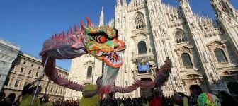 Capodanno cinese 2016: festa a Milano da oggi al 14 febbraio
