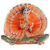 shree-krishna-bal-gopal-laddu-gopal-thakurji-with-poshak-jewelry-and-cushion-set-from-muhenera-sa4