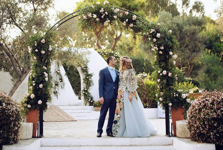 Wedding in Athens. Island Varkiza