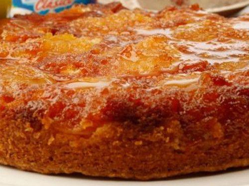 Torta de manzanas para compartir con amigos - CocinaChic