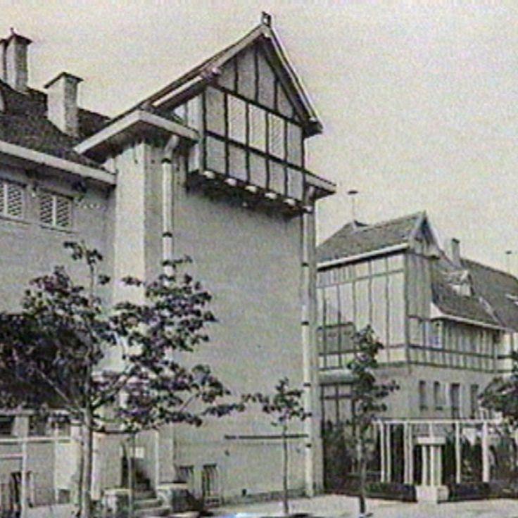 Hohe Warte ~ Josef Hoffmann 1901                                                                                                                                                                                 More