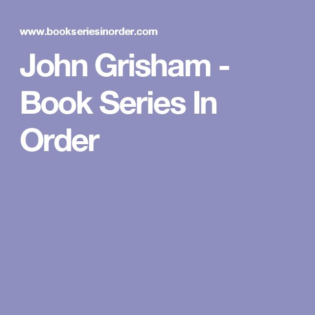 a comprehensive analysis of the client by john grisham Long before his name became synonymous with the modern legal thriller, john grisham was working 60-70 hours a week at a small southaven, mississippi law practice, squeezing in time before going to the office and during courtroom recesses to work on his hobby --- writing his first novel born on .