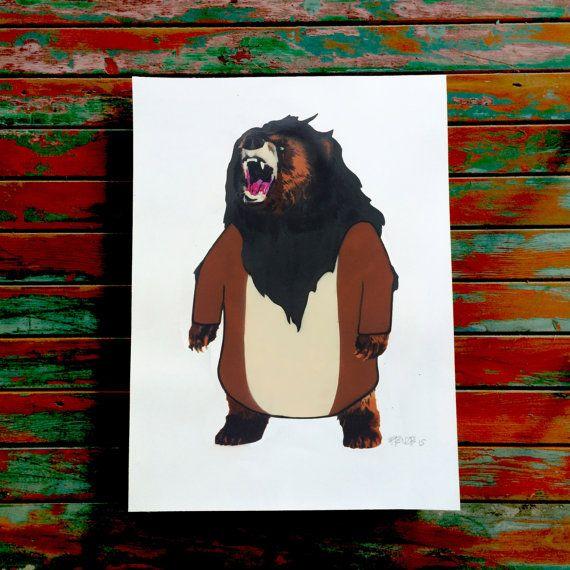 Scar Bear