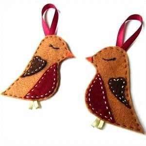 Christmas felt #crafts and creations Ideas
