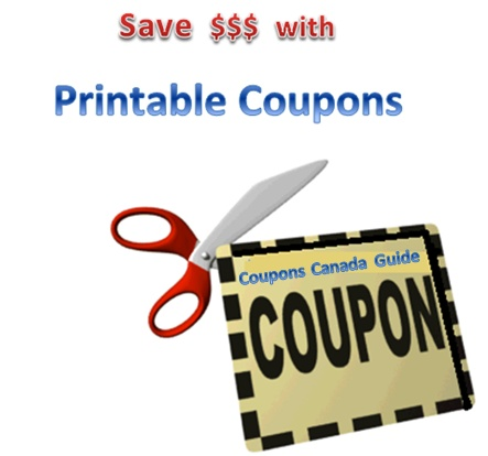 Coupons Canada February 2013 >> Free Canadian Coupon Site