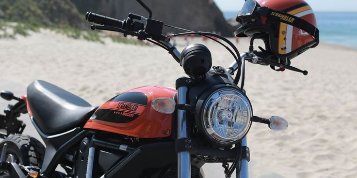 A Day With the New Ducati Scrambler Sixty2