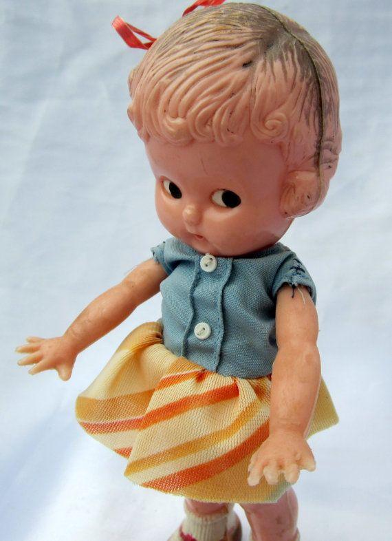 16 Best Images About Dolls Knickerbocker Plastic Dolls