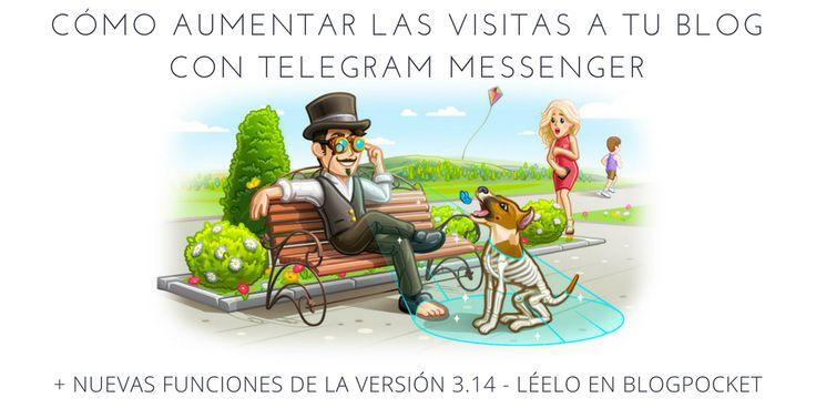 trafico para tu blog con telegram