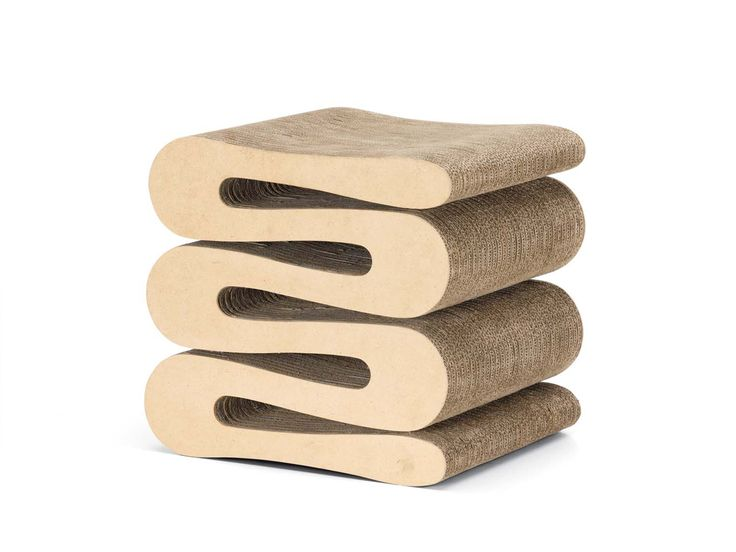 Simple Furniture Cardboard Design Ideas ~ http://www.lookmyhomes.com/wonderful-frank-gehry-furniture-cardboard/