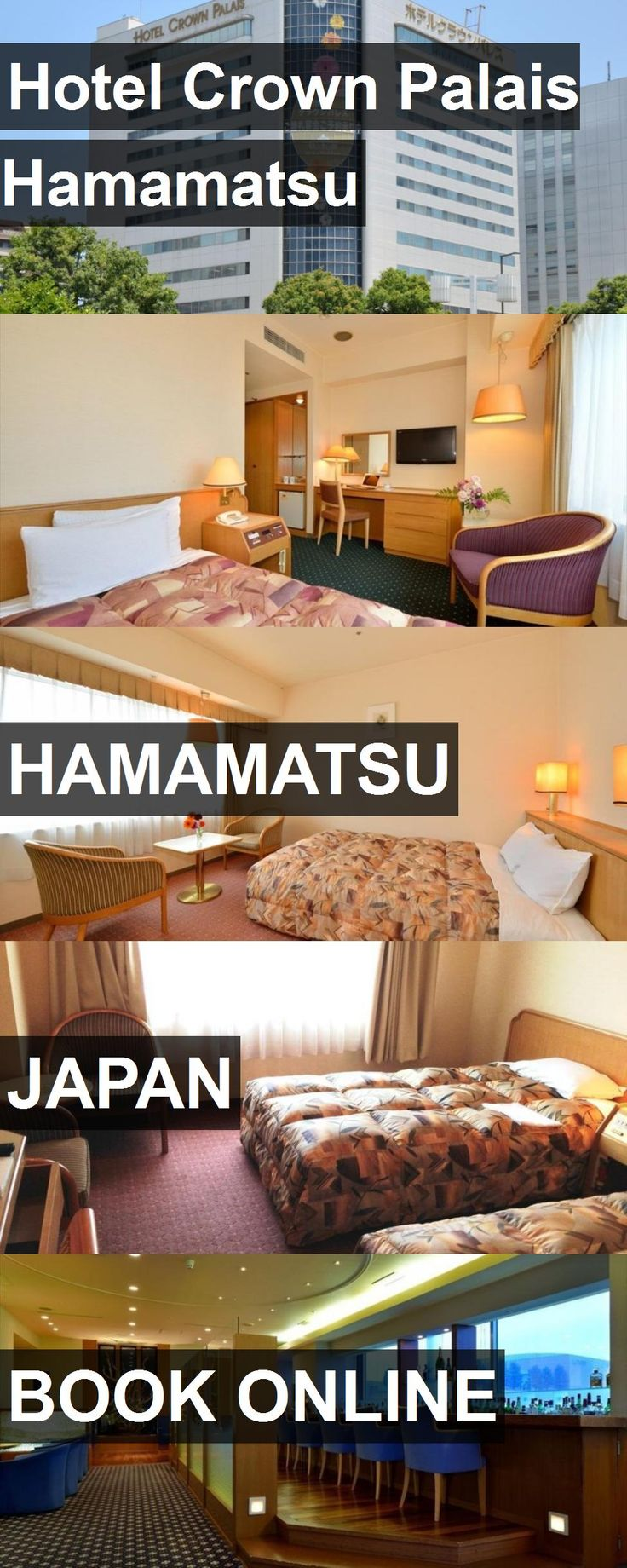 Hotel Crown Palais Hamamatsu in Hamamatsu, Japan. For more information, photos, reviews and best prices please follow the link. #Japan #Hamamatsu #travel #vacation #hotel