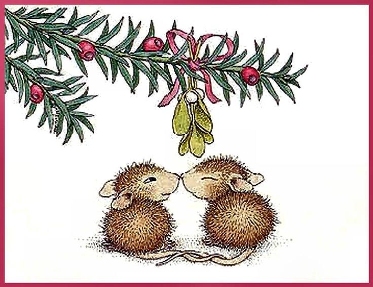 House Mouse Christmas