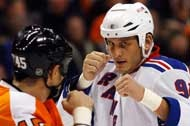I hope all those enforcers we know and love and sometimes love to hate are taking good care of themselves and their brains.  In Hockey Enforcer's Descent, Easy Access to Prescriptions - NYTimes.com