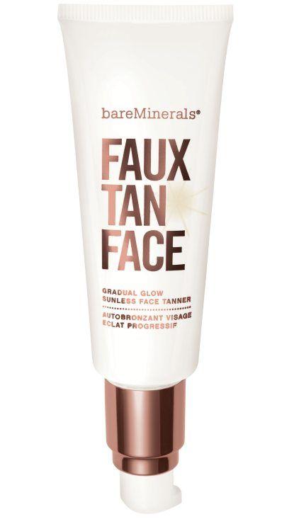 bareMinerals Faux Tan Gradual Glow Face Sunless Tanner i gruppen Hudvård / Sol & tan för ansikte / Brun utan sol för ansikte hos Bangerhead (63409)