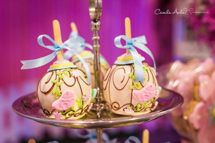 detalhes... Adriana Chocolates.