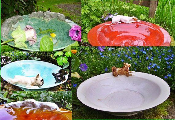 Fruit bowl with 2 lying dogs by pic salukis / Borzoi / Irish wolfhound / whippet / greyhound/ french bulldog/ any other dog