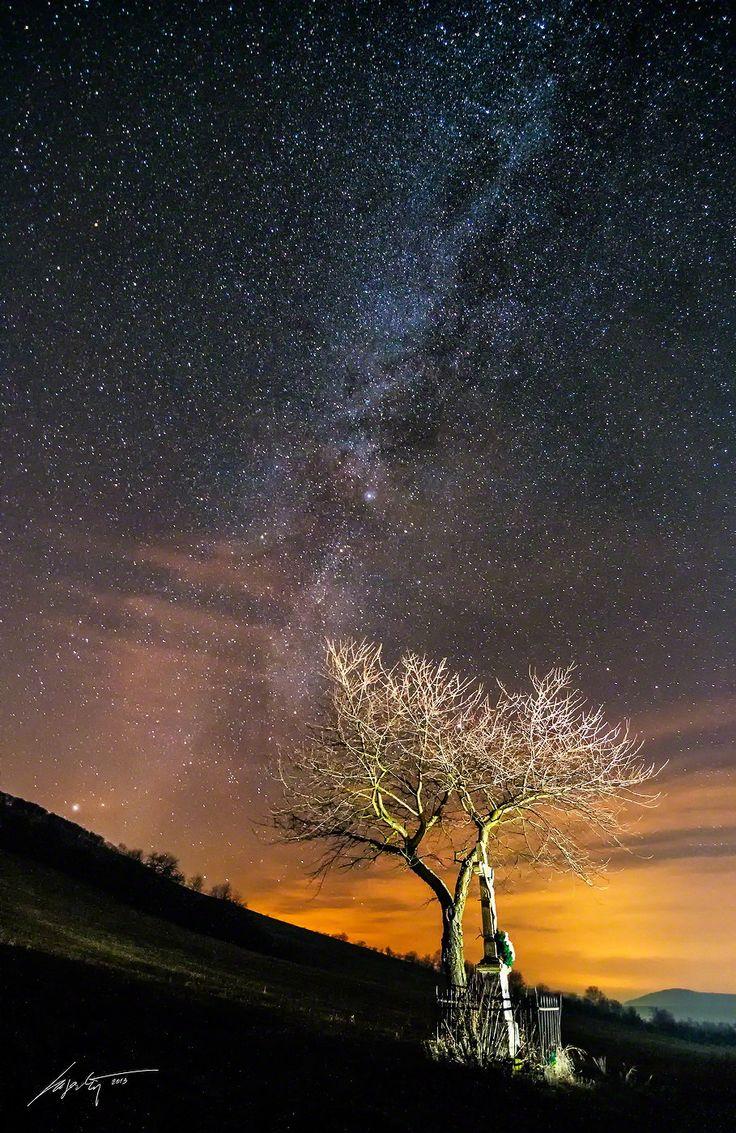 Milky Way by Marek Kijevský on 500px