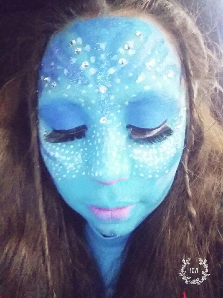 Avatar make up