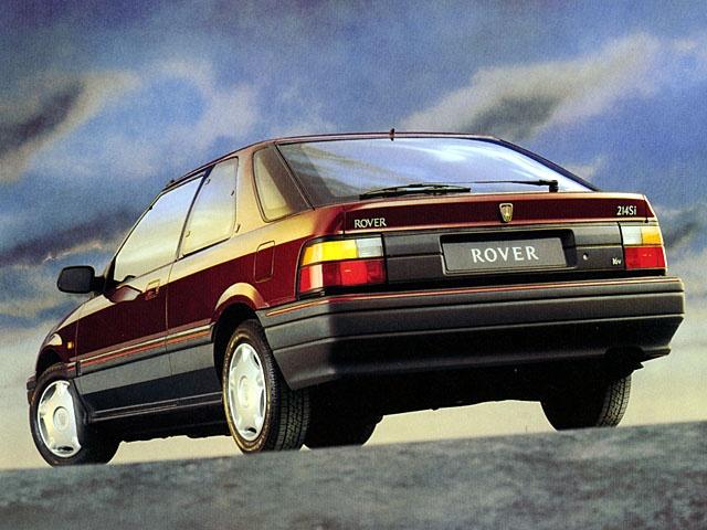 Rover 214 Si 1991 — Parts & Specs