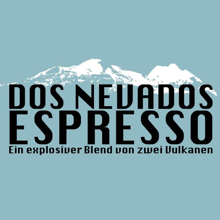 Zwei Kaffees in einem Sack. Beide Sorten werden von Vulkanhängen geerntet und zu einem explosiven Espresso gemischt: Das ist, kurz gesagt, unser Dos Nevados. http://www.thecoffeequest.de/?product=dos-nevados