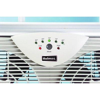 Holmes Digital Window Fan (HWF0910AT), White