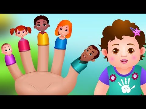 The Finger Family Song | ChuChu TV Songs For Children | NetSparsh ~ Entertainment Unlimited